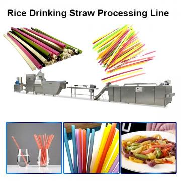 New PP PE PLA Biodegradable drinking craft pipe Straw Extrusion Making Machine pipe extruder,extrusion line