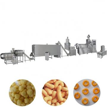 Automatic Rice Corn Sticks Coco Pops Fruit Loops Rings Chips Cheese Balls Puff Snacks Extrusion Food Making Machine