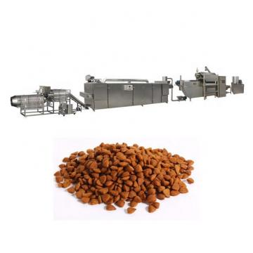 Full Automatic Pet Chews Treat Processing Line/Pet Dog Fish Pellet Food Machine/Lowest Price Fish Food Making Machine