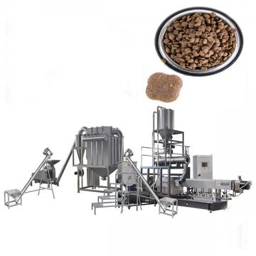 Universal Nutrition Extruded Dry Dog Treat Feed Equipment