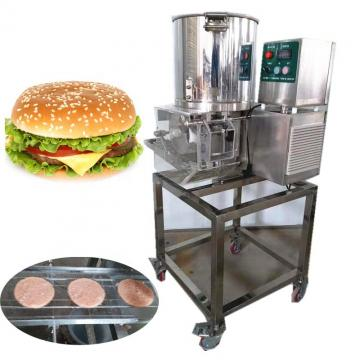 Fast Food Shop Used Commercial Burger Patty Maker/Automatic Burger Patty Forming Machine for Restaurant