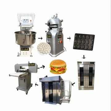 Factory Price Hot Dog Bun Hamburger Cake Bread Production Line
