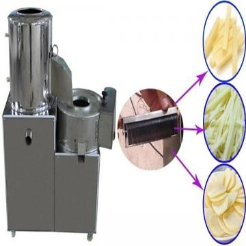 Stainless Steel Vegetable Machine Small Scale Cleaning and Peeling Machine for Potato (TS-P10)