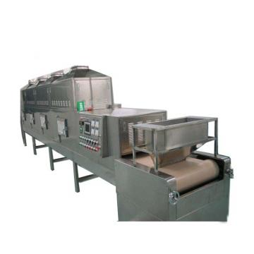 Energy Saving and Commercial Microwave Anise Drying Machine for Sale with Ce