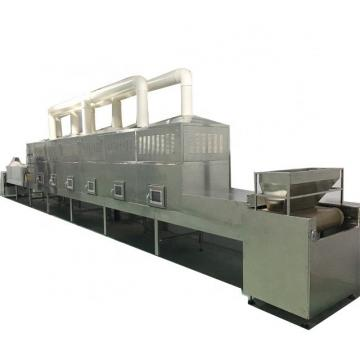 Industrial Tunnel Microwave Grain Drying and Sterilization Machine