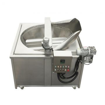 Freidora Industrial 25L Chicken Gas Deep Fryer Pfg-600 Broaster Pressure Fryer