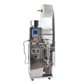 Automatic Malaysia Sesame Cooking Edible Oil Pouch Packing Packaging Machine