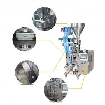 Frozen Food French Fries Candy Nuts Packaging Machine