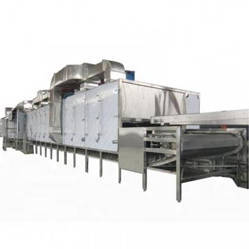 Industrial vegetable extract belt conveyor vacuum dryer/deshidratador 90L