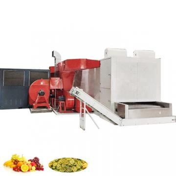 Large Capacity Continuous Hot Air Conveyor Mesh Belt Corn Dryer Machine