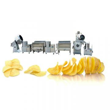 Automatic vertical potato chip packaging machine