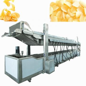 Industrial potato chips cutter/frozen french fries maker/potato french fries making machine