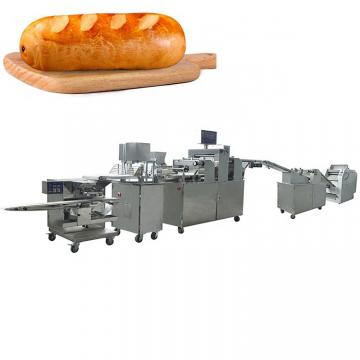 Automatic bakery production equipment line