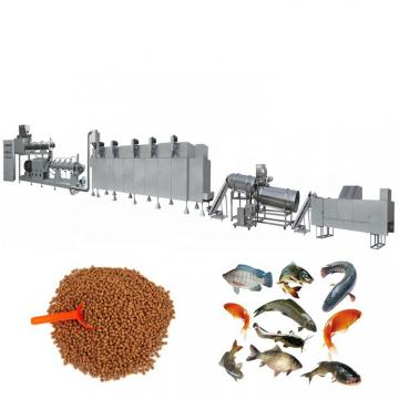 Automatic fish food making machine, floating fish feed extruder,fish food processing line