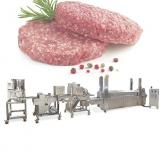 304 Stainless Steel Fresh Hamburger Bun Cake Hot Dog Production Line Factory