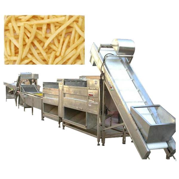 Automatic Potato Chips Pouch Packing Machine Suppliers  Multi-function packaging machine for food #2 image