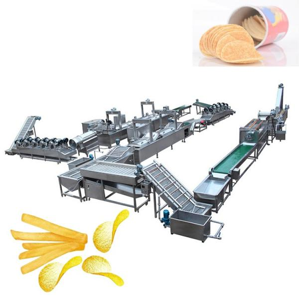 Excellent quality Small Potato Chips Snack Food Packing Machine With Good Price #2 image