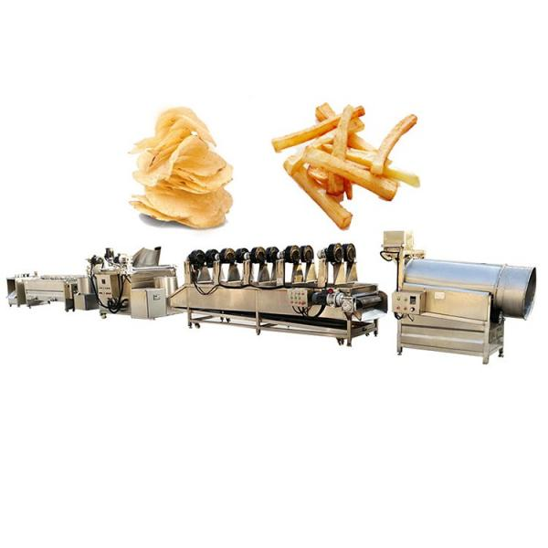 Automatic Potato Chips Pouch Packing Machine Suppliers  Multi-function packaging machine for food #1 image