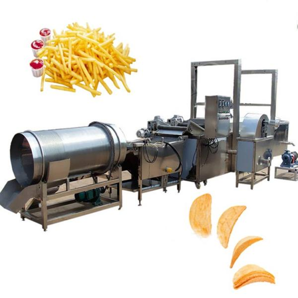 Automatic Potato Chips Pouch Packing Machine Suppliers  Multi-function packaging machine for food #3 image